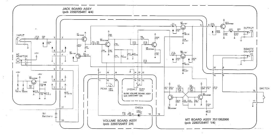 Schematics – electric-safari on ernie ball volume pedal schematic, pete cornish schematic, rc booster schematic, mxr dyna comp schematic, ac30 schematic, looper pedal schematic, mxr phase 90 schematic, 10k pot schematic, dunlop rotovibe schematic, overdrive schematic, klon centaur schematic, boss tu-2 schematic, boss sd-1 schematic, tube distortion pedal schematic, true bypass looper schematic, fulltone ocd schematic, sparkle drive schematic, ts808 schematic, 65 amps schematic, keeley chorus schematic,