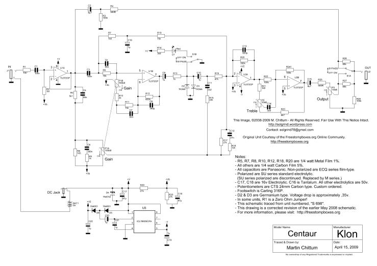 klon-centaur-schematic